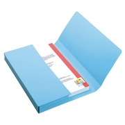 VIP, pack of 50 folders, assorted vivid colours