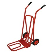 Trolley with double scoop carrying capacity 300 kg