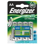 Pack of 4 batteries Extreme AA2300MAH FSB4