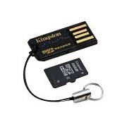 Kingston USB microSD Reader - kaartlezer - USB 2.0