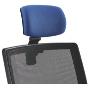 Head support blue for chair Bruneau Activ'