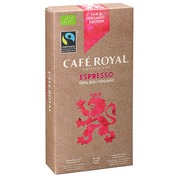 Coffee capsule Café Royal Bio Espresso - Box of 10