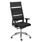 Chair Olord Manager with aluminium undercarriage