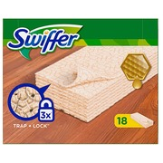 Swiffer Wood and Parquet Wipes - 18 wipes
