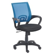 Office chair SPRING blue