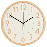 Silent wall clock Oslo - quartz