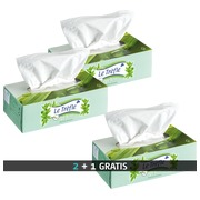 20 Le Trèfle Boxes of Tissues Aloe Vera + 10 free