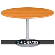 Round tables Excellens cherry tree 2 + 1 for free