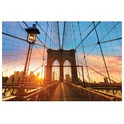 Fotokader Brooklyn Bridge, ft 65 x 98 cm
