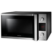 Samsung MC457TDRCSR - microwave oven with convection - freestanding - black