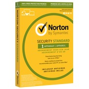 Norton Security Standard 2019 - 1 Apparaat - 1 Jaar - Antivirus inbegrepen - Windows - Mac - iOS - Android
