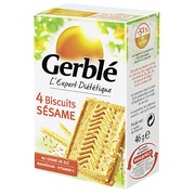 Gerblé chocolate sesame - pack of 46 g