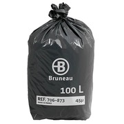 Garbage bag 100 liter Bruneau - pack of 200