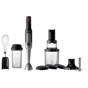 Philips Viva Collection ProMix HR2657 - handblender - zwart/roestvrij staal