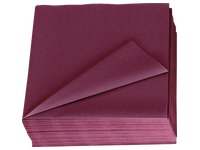 Napkins in smooth cotton wool Lotus - pack of 150
