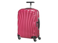 Travel case Samsonite 4 wheels 55 cm / 20 L rose