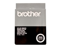 1032 BROTHER AX10 RIBBON NYLON BLACK