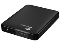 WD Elements Portable WDBU6Y0030BBK - vaste schijf - 3 TB - USB 3.0