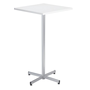 Square-top bar table Klass